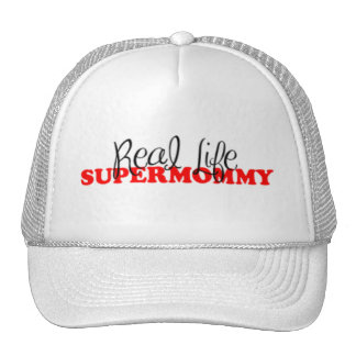 realife SUPERMOMMY Cap