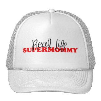 realife SUPERMOMMY Trucker Hat