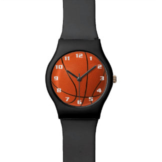 Realistic and cool Basketball Wrist Watch