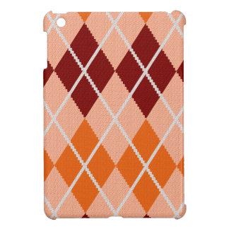 Realistic Argyle Cloth Case For The iPad Mini
