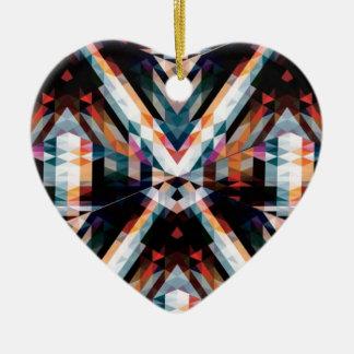 Realistic Designs Ceramic Heart Decoration