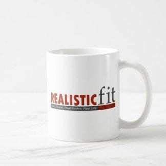 Realistic Fit Mug