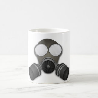 Realistic Gas Mask Mug