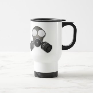 Realistic Gas Mask Coffee Mugs