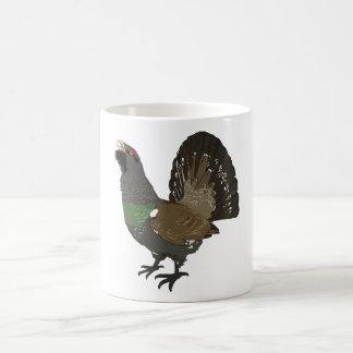 Realistic Grouse Bird Coffee Mug