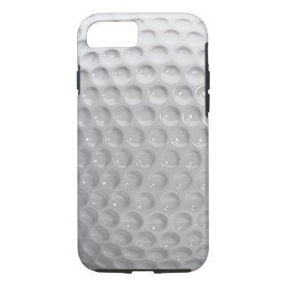 Realistic Looking Golf Ball Texture Pattern iPhone 7 Case