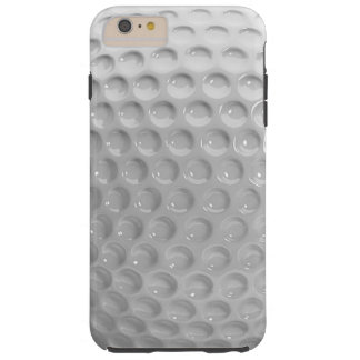 Realistic Looking Golf Ball Texture Pattern Tough iPhone 6 Plus Case