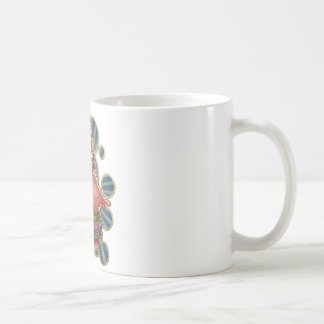Realistic Patrick Star Art Coffee Mugs
