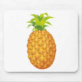 Realistic Pineapple Fruit Mousepad