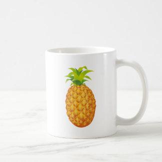 Realistic Pineapple Fruit Coffee Mug