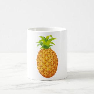 Realistic Pineapple Fruit Coffee Mugs