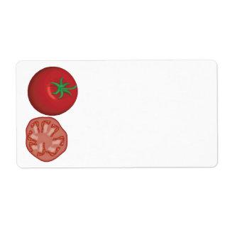 realistic red tomato