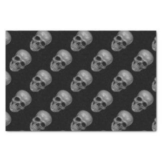 Realistic Skull Tissue Paper