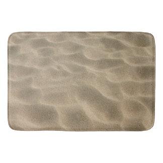 Realistic Soft Beach Sand Bath Mat