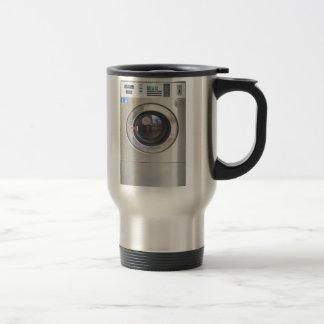 Realistic Washing machine Stainless Steel Travel Mug