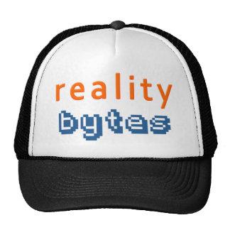 Reality Bytes Mesh Hat