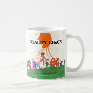 Reality Check - Feeding the 5,000 Coffee Mug