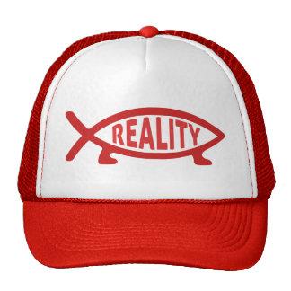 Reality Darwin Fish Cap