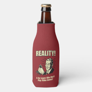 Reality: For Losers Bottle Cooler