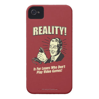Reality: For Losers Case-Mate iPhone 4 Case