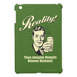 Reality: Moments Between Blackouts Cover For The iPad Mini