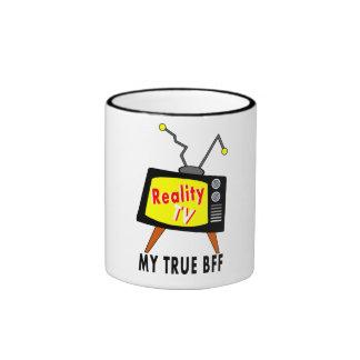 Reality TV My BFF Old-fashioned TV Mug