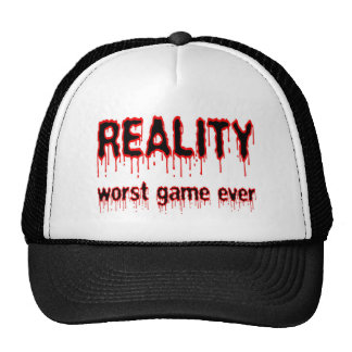 Reality - Worst Game Ever Cap