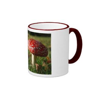 Really Fungi Ringer Mug