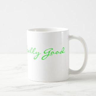 Really Good Basic White Mug