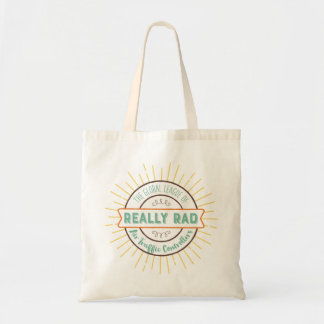 Really Rad Air Traffic Controllers - Color Tote Bag