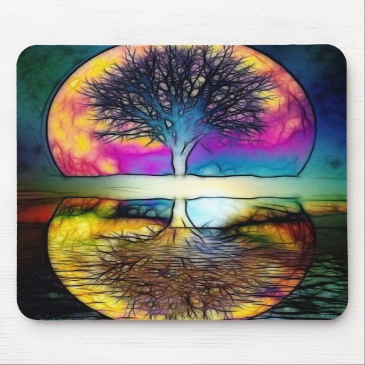Realm of Divine Knowledge Mousepad