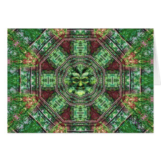 Realm of the Green Man Card