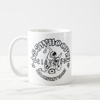 REALMENDONTTAPOUT CLASSIC WHITE COFFEE MUG