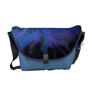 Realms of the Subconscious Messenger Bag, Med. Messenger Bags