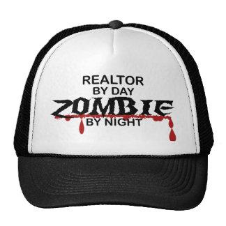 Realtor Zombie Trucker Hats