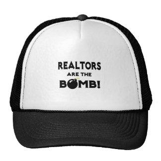 Realtors Are The Bomb! Hat