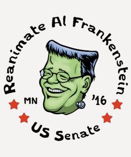 Reanimate Al Frankenstein Shirt
