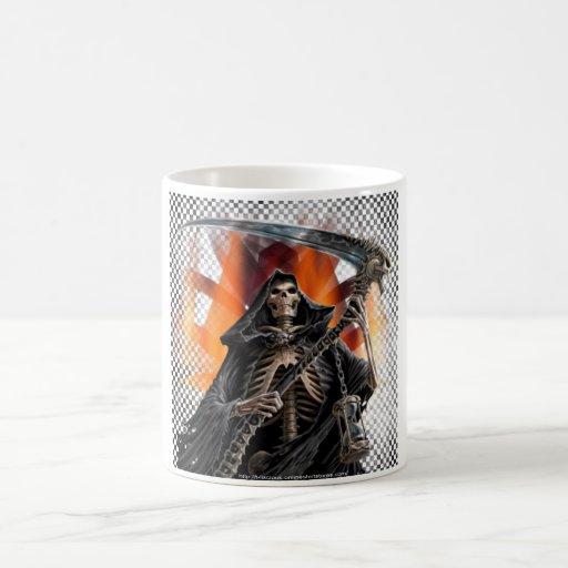 Reaper - Classic White Mug