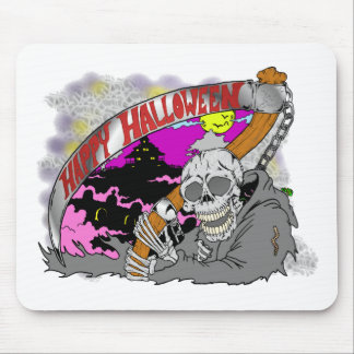 Reaper Halloween Mouse Pads