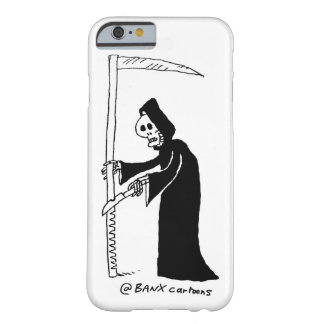 Reaper Notches iPhone Case