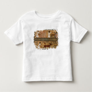 Reaping and ploughing, detail a depiction toddler T-Shirt
