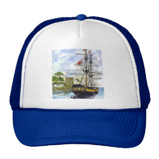 'Rear View' Hat