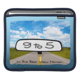 Rear View Mirror iPad Sleeve