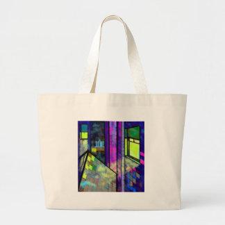 REAR WINDOW TOTE BAG