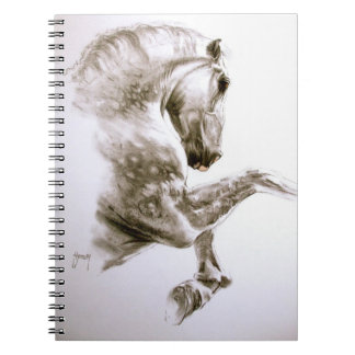 Rearing Horse Notebook