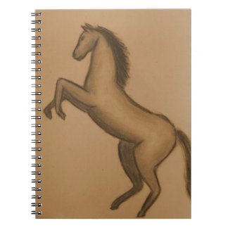 Rearing Horse Notebooks
