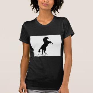 Rearing Horse Shirts
