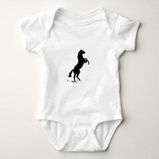 Rearing Horse T Shirts