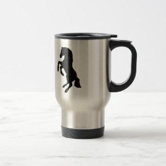 """Rearing Horse"" Travel Mug"