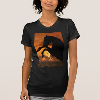 Rearing in the Sunset Shirt